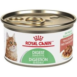 Royal Canin Royal Canin Cat Wet Thin Slices in Gravy - Digest Sensitive 3oz