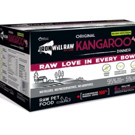 Iron Will Iron Will Frozen - Original Kangaroo Dinner 6lb