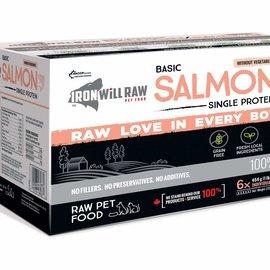 Iron Will Iron Will Frozen - Basic Salmon 6lb