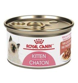 Royal Canin Royal Canin Cat - Kitten slices in gravy 3oz