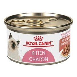 Royal Canin Royal Canin Cat - Kitten slices in gravy 3oz