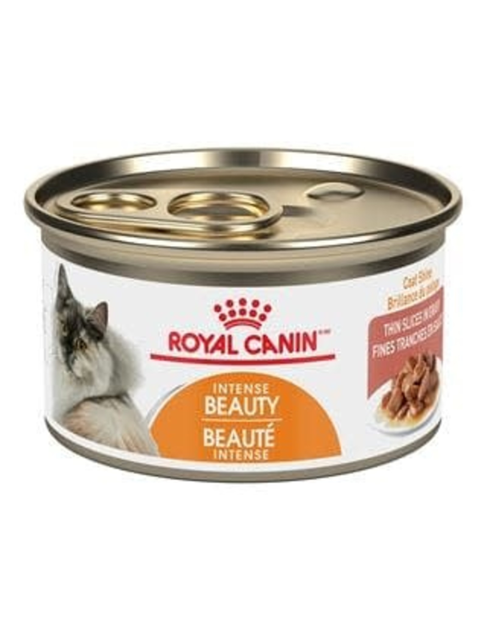 Royal Canin Royal Canin Cat - Beauty thin slices in gravy 3oz
