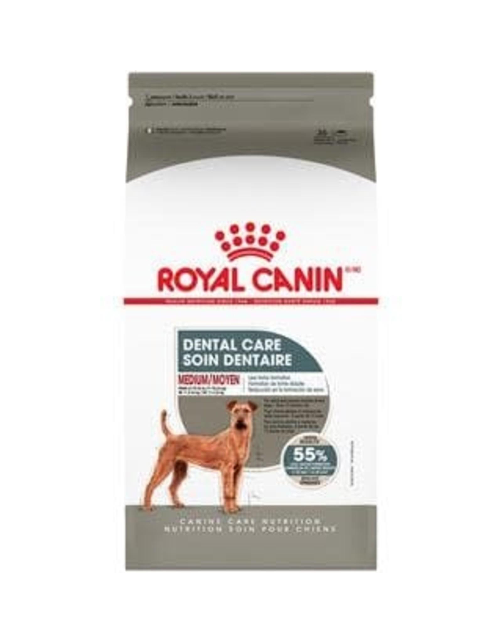Royal Canin Royal Canin Dog - Dental Medium 28lb