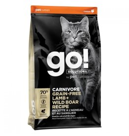 Go! Cat - Carnivore Lamb/Boar