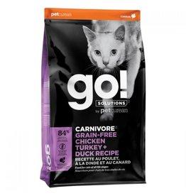 Go! Go! Cat - Carnivore Chicken/Turkey/Duck