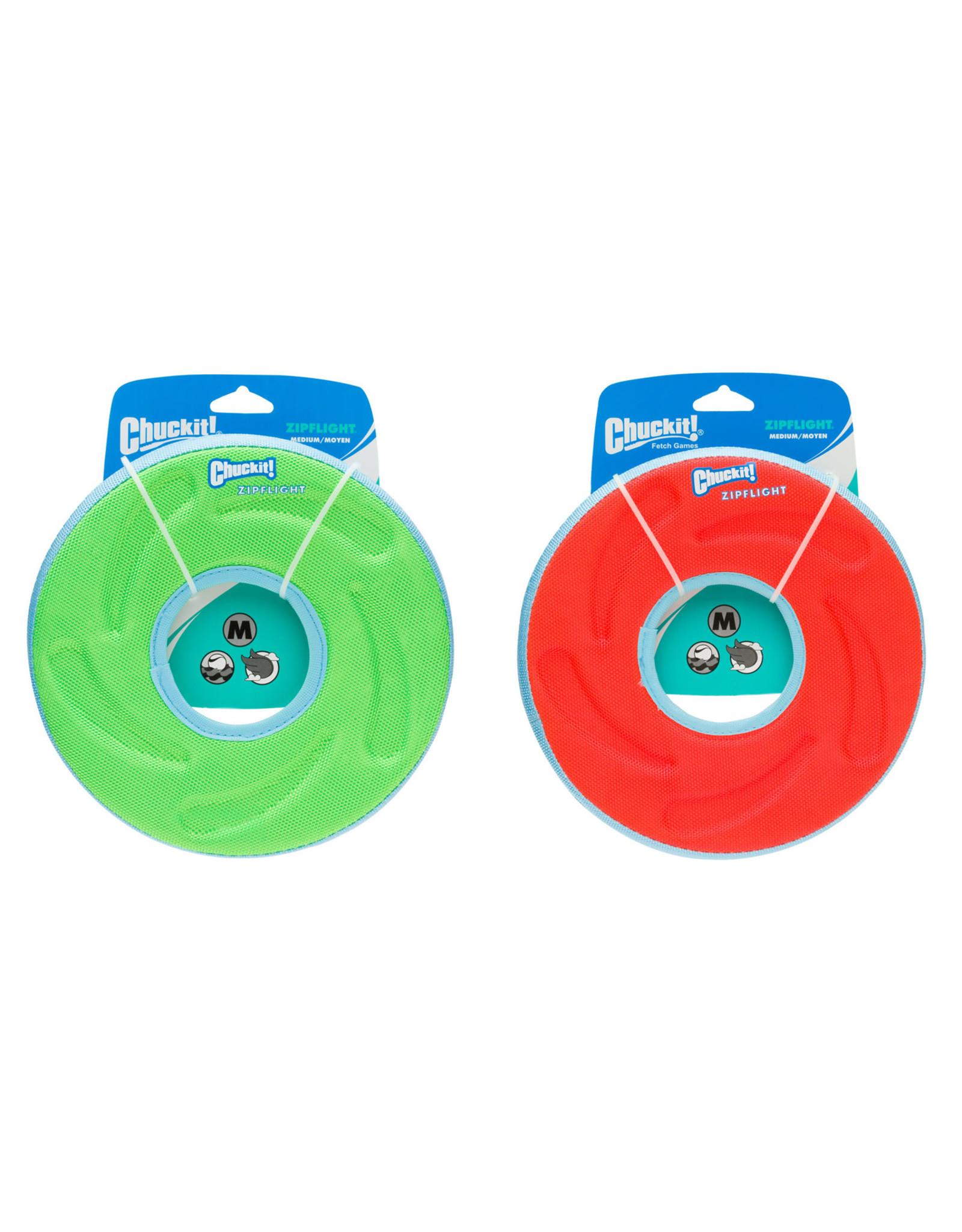 Chuckit! ZipFlight Medium dog toy