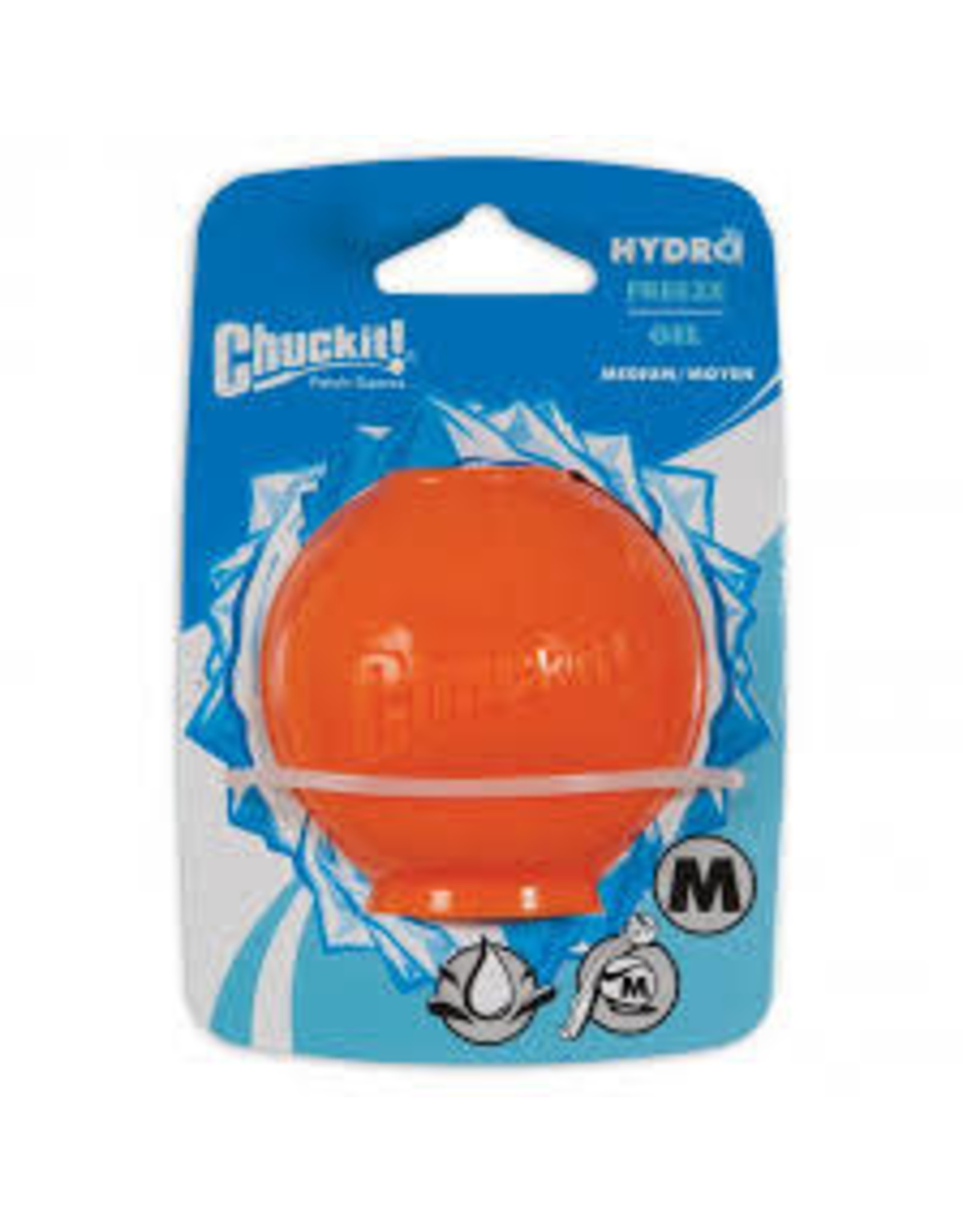 Chuckit! Hydro Freeze Ball Medium dog