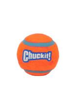 Chuckit! Tennis Shrink Large 2pk dog toy