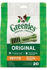 Greenies greenies dental petite 12oz dog treat
