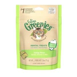 Greenies Feline Catnip Dental Treats 60g