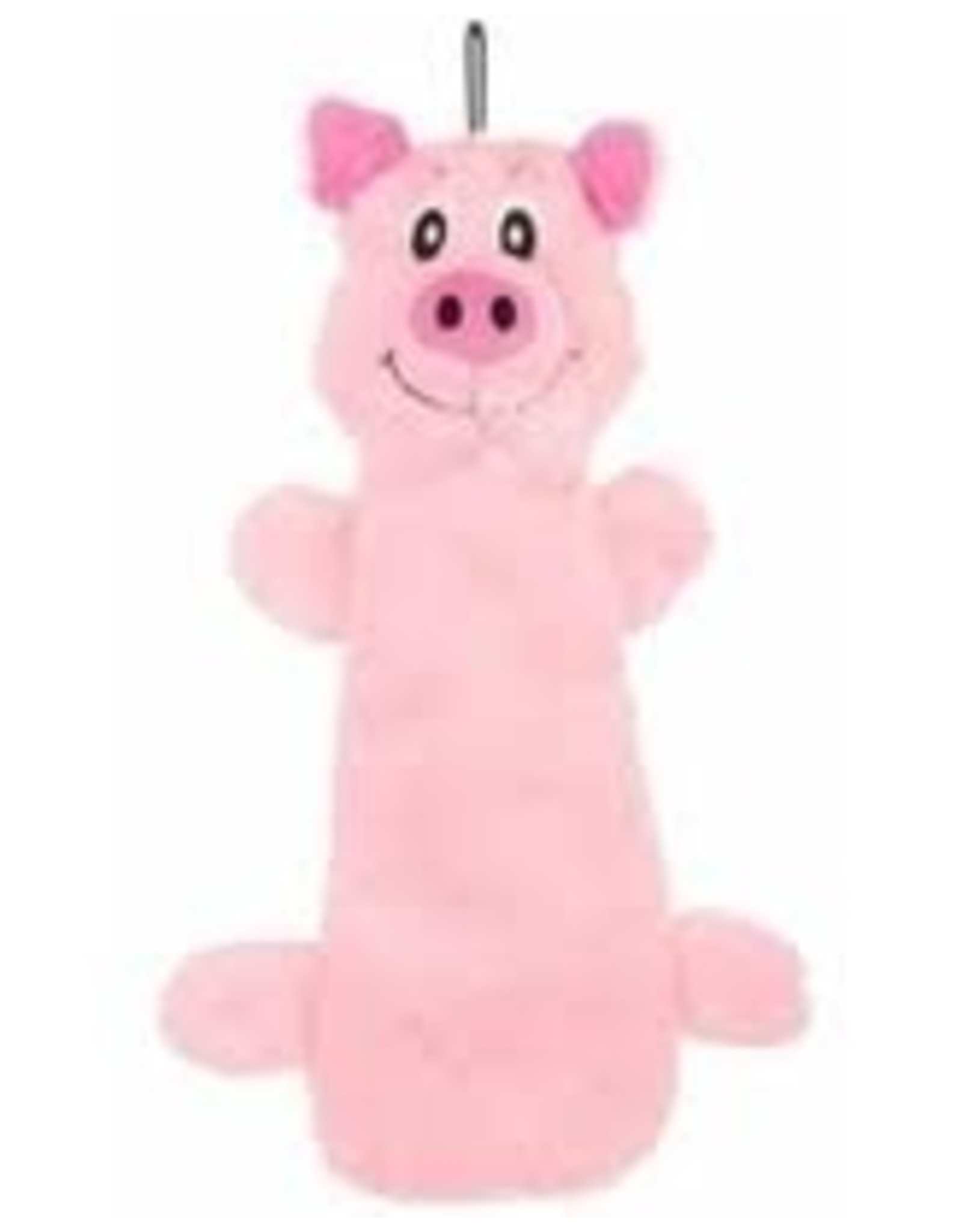 tender tuff dog toy pig no stuff