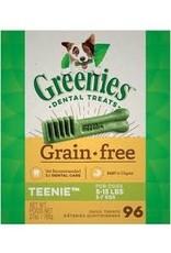 Greenies greenies grain free dental treats teenie