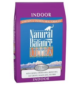 Natural Balance Natural Balance Cat - Indoor Chicken/Salmon 6lb