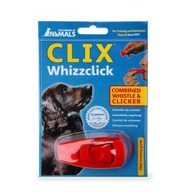 Company of Animals CLIX Whizz clicker and whistle dog train