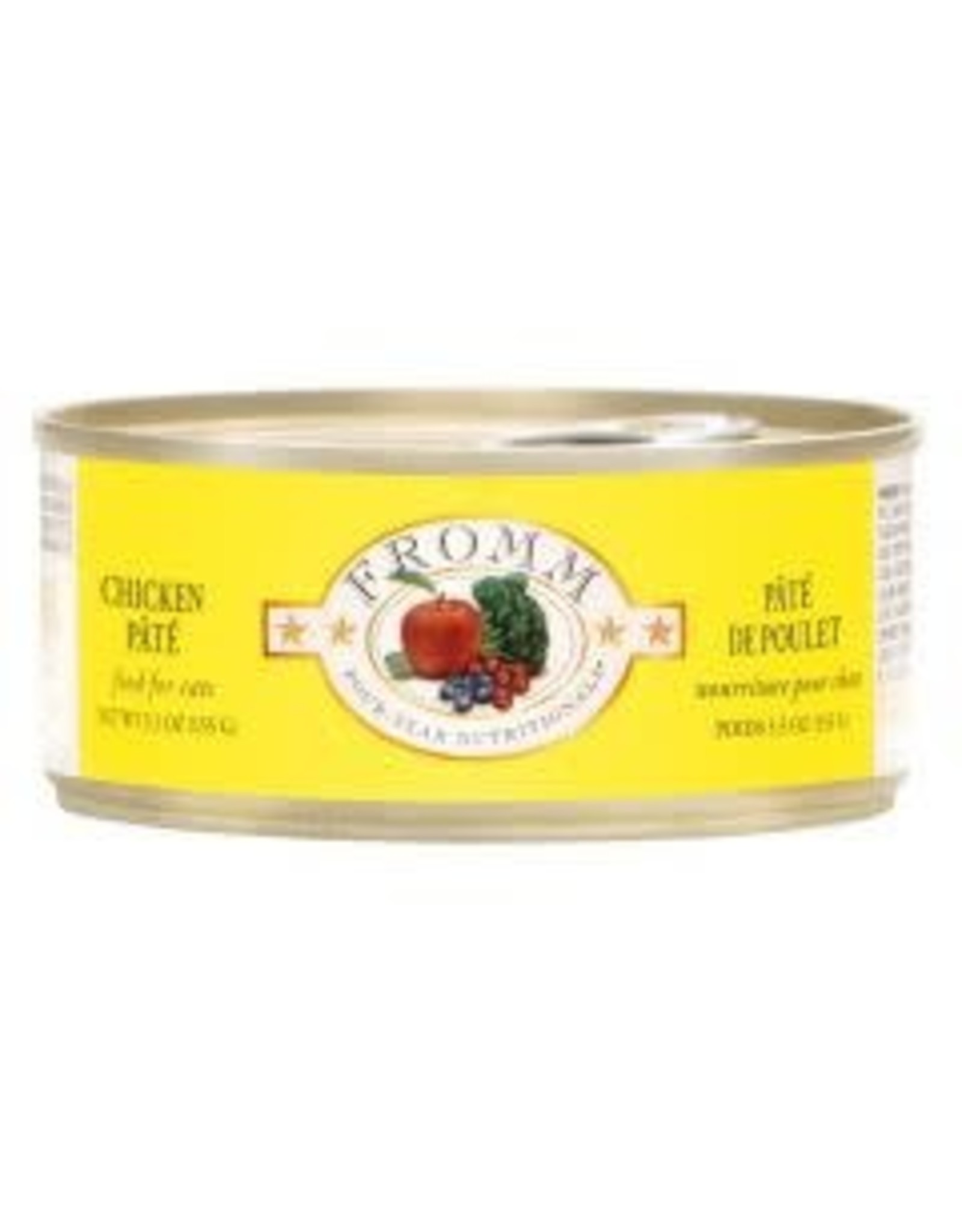 Fromm FROMM Cat - Chicken Pate 5.5oz