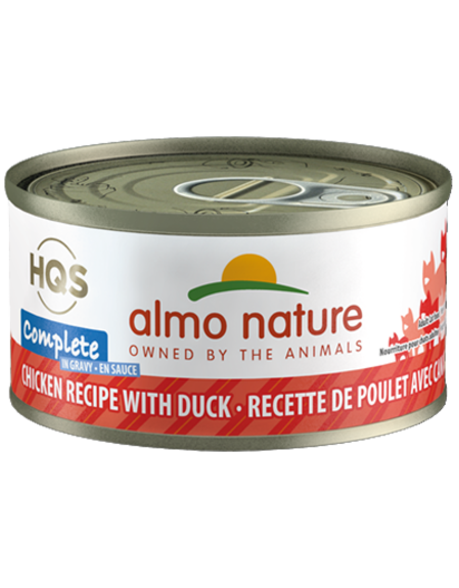 Almo Nature Almo Cat - HQS Complete Chicken/Duck 70g