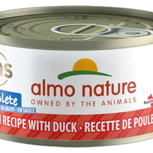Almo Nature Almo Cat - HQS Complete Chicken Recipe with Duck 70g