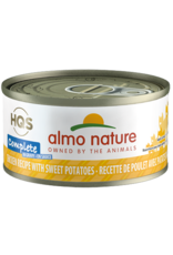 Almo Nature Almo Cat - HQS Complete Chicken/Sweet Potato 70g