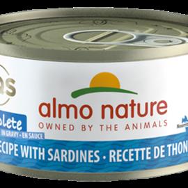 Almo Nature Almo Cat - HQS Complete Tuna/Sardines 70g