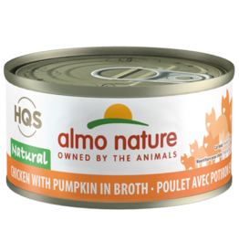 Almo Nature Almo Cat - HQS Natural Chicken/Pumpkin 70g