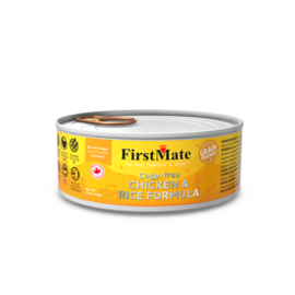 FirstMate FirstMate Cat - Chicken & Rice 5.5oz