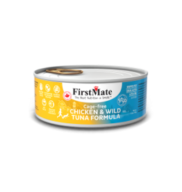 Firstmate Pet Foods Firstmate Cat - 50/50 Chicken/Tuna Pate 5.5oz