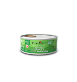 Firstmate Pet Foods Firstmate Cat - Turkey/Rice Pate 5.5oz
