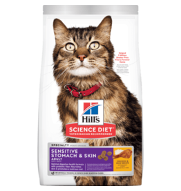 Science Diet Science Diet Cat - Sensitive Stomach/Skin
