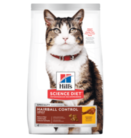 Hill's Science Diet Cat - Hairball Control