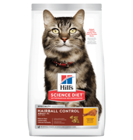 Science Diet Science Diet Cat - Hairball Control 7+