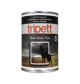 Tripett Tripett \ Dog \ Can \ Green Bison Tripe 12 x 14oz