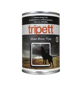 Tripett Tripett \ Dog \ Can \ Green Bison Tripe 14oz