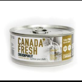 Canada Fresh CANADA FRESH Cat Wet - Chicken 5.5 OZ