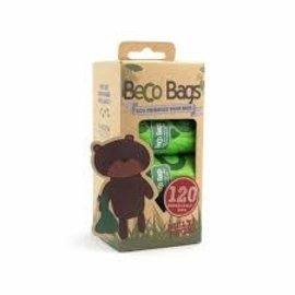 Beco Pets Beco Bags Unscented Multi Pack (120 bags)