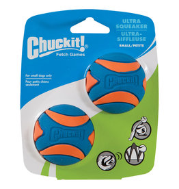 CHUCK IT Chuckit! Ultra SQUEEK Ball LARGE