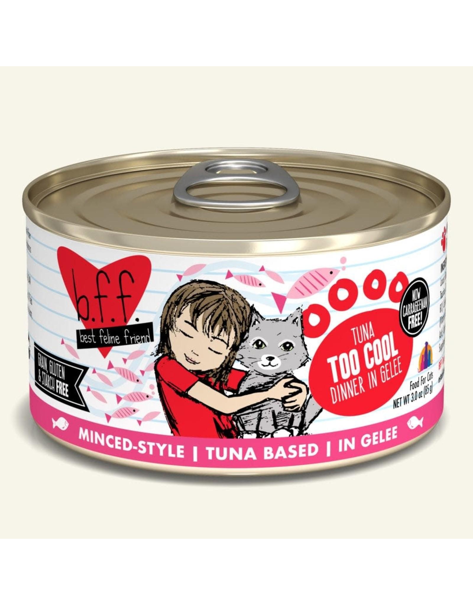Weruva BFF Original Cat - TOO COOL Tuna