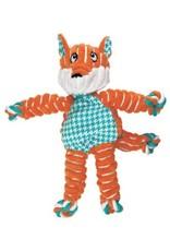 KONG Dog Toy - Floppy Knots Fox S/M