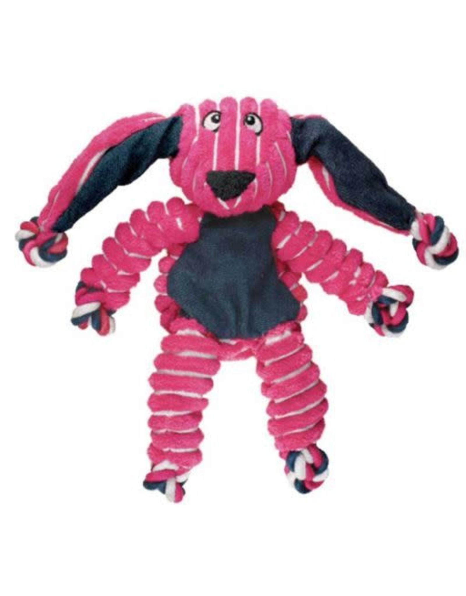 KONG Dog Toy - Floppy Knots Bunny S/M