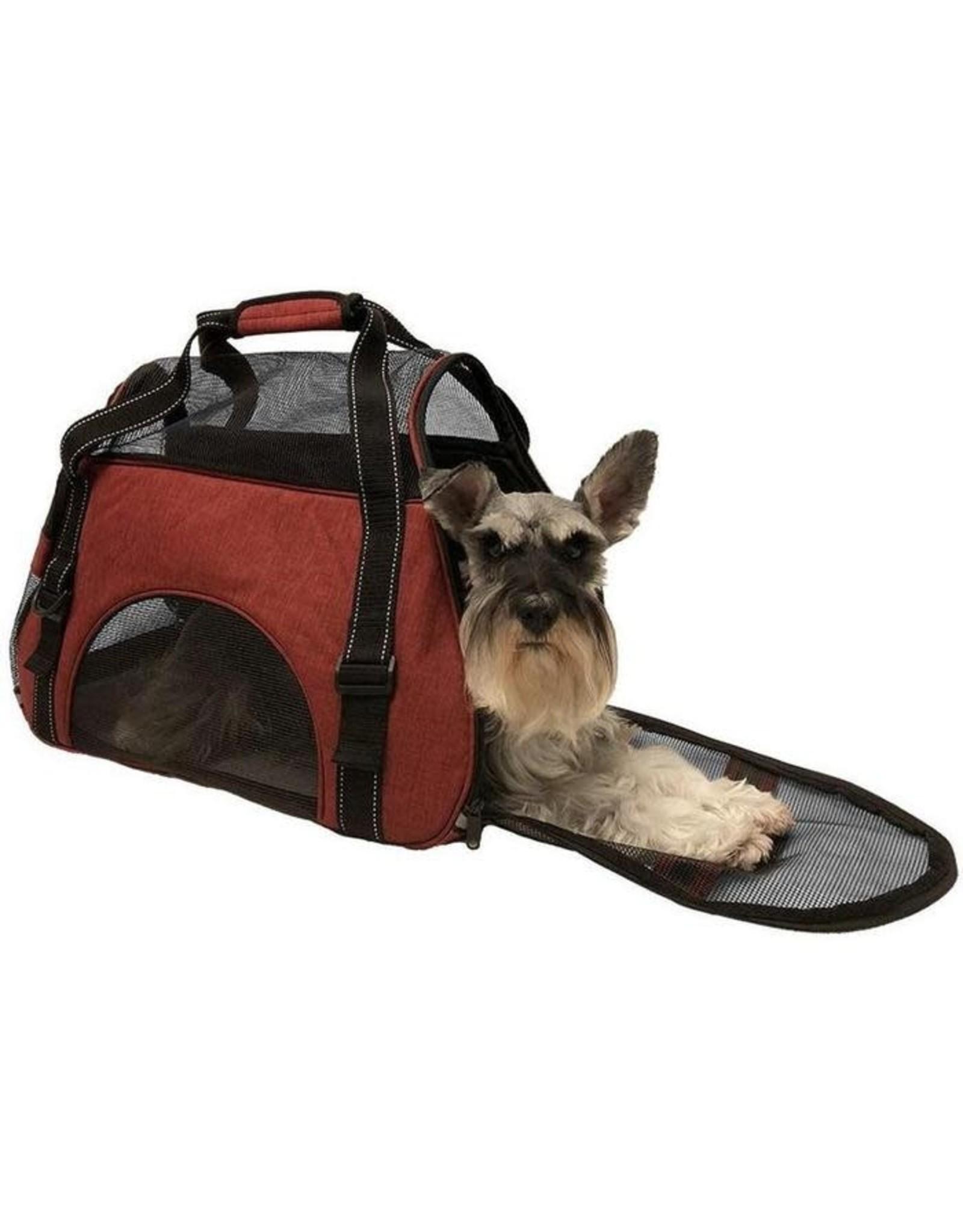 """Dogline Dogline Dog Carrier M red - H14""""xW10""""xL22"""""""