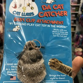 Go Cat Products GO CAT Easy Clip Da Cat Catcher Mouse Refill