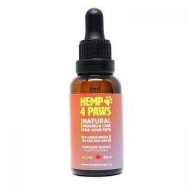 hemp 4 paws Hemp4Paws - 1200mg 30ml X-Large Dogs (100lbs & above)