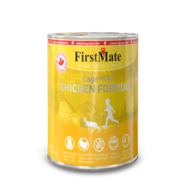 Firstmate Pet Foods FirstMate Grain Friendly Cat - Chicken  345g