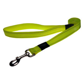 Rogz Rogz Leash 6ft Medium Yellow