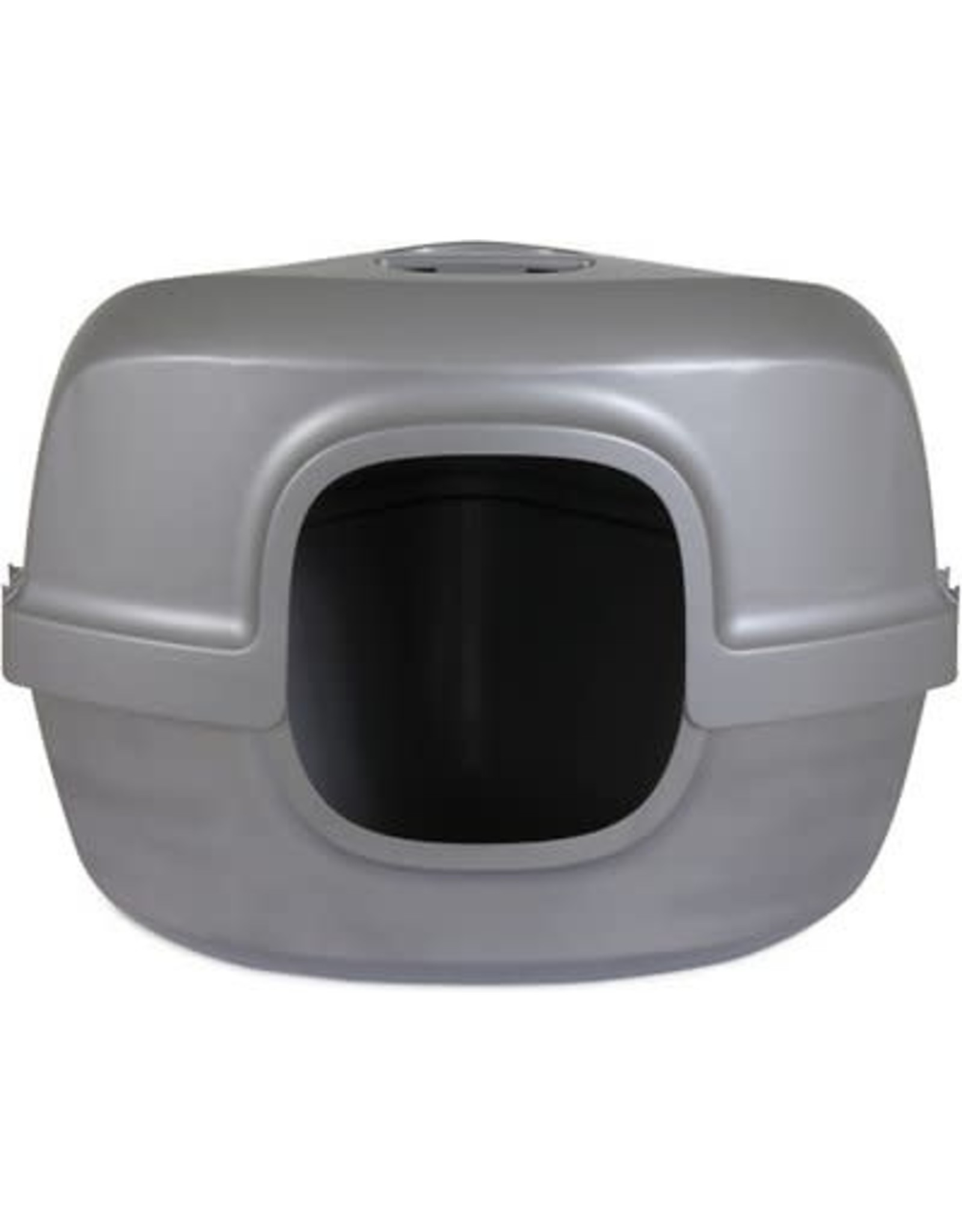 Hooded L.Pan Grey  22x17x17in