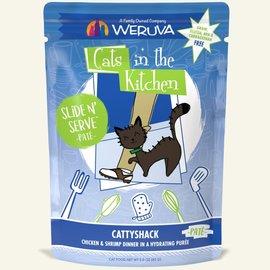 Weruva CITK Wet Pouch - CATTYSHACK 3oz