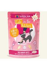 Weruva CITK Pouch - THE KARATE KITTY Beef/Salmon pate 3oz