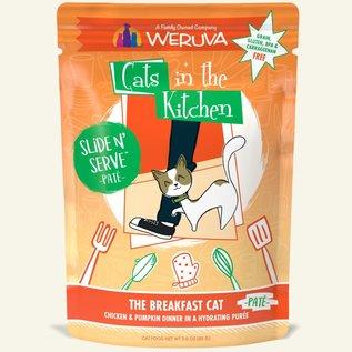 Weruva CITK Wet Pouch - THE BREAKFAST CAT 3oz