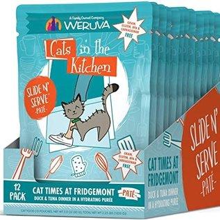 Weruva CITK Wet Pouch - CAT TIMES AT FRIDGEMONT 3oz