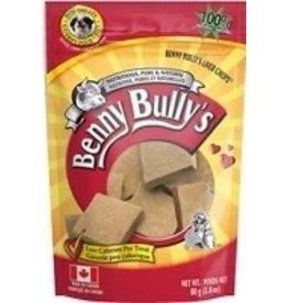 Benny Bully's Benny Bully's Dog Liver Chops Small Bites 260g
