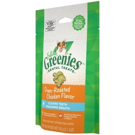 Greenies Greenies Dental Cat Treats Chicken 2.1oz